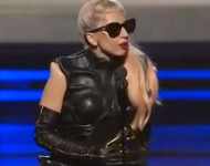 Lady Gaga Grammy speech