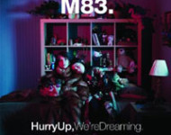 M83 Hurry Up We're Dreaming Grammy