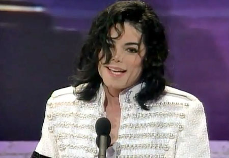 Michael Jackson Grammy Legend Award