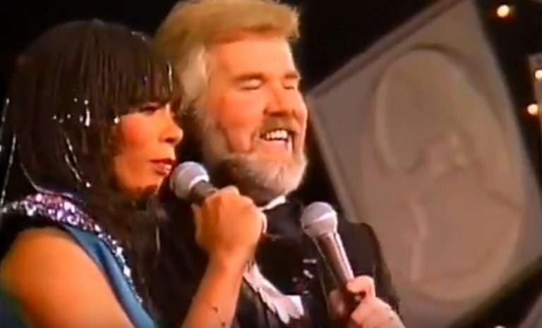 kenny rogers donna summer grammys